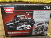 WARN ZEON 10-S TRUCK/SUV RECOVERY WINCH WITH SPYDURA SYNTHETIC ROPE *NEW IN BOX*
